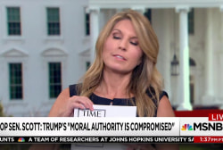 Nicolle Wallace: Once again, who will resign?