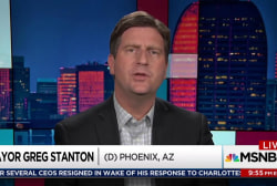 Phoenix mayor asks Trump to cancel rally