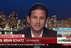 Schatz: Jewish members of Trump cabinet...