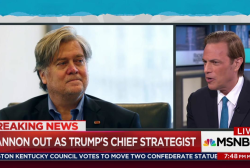 Bannon takes important constituency with him