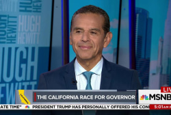 Race for California Governor