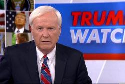 Matthews: Can Trump heal the US when he...