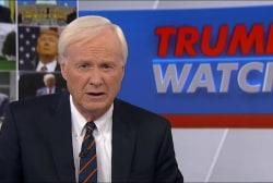 Matthews: Trump is holding the govt...