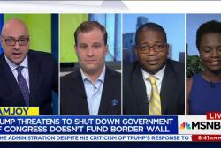 Trump threatens government shutdown over...