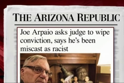 Mika: Is Arpaio pardon just first of many...