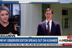 Fmr. Kushner aide: Trump told Jared...