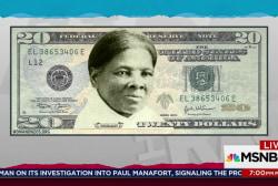 Tubman twenty not a priority of Trump admin