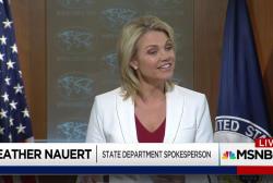 State Dept evasive on bizarre Cuba story