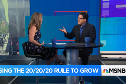 The 20/20/20 rule can help business growth