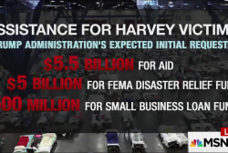 As Water Recedes, Focus Turns to Harvey...
