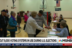 US election infrastructure still vulnerable
