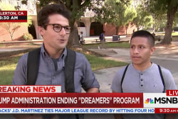 Dreamer: We'll Achieve Goals Without DACA