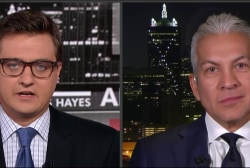 Hayes to Palomarez: Why was DACA the last...