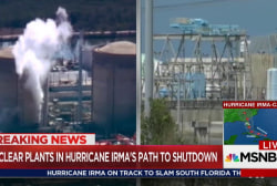 FL nuclear plants to shut down before Irma