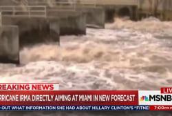 Florida preps Lake Okeechobee for Irma rain