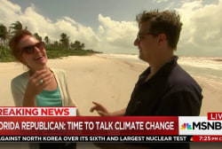 Florida Republican laughs at EPA chief on...