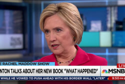 Clinton: Comey a reliable witness on Russia