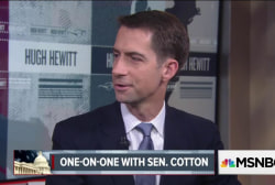One on One with Senator Tom Cotton