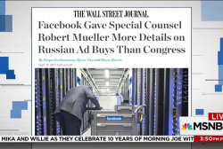 Melber: How Facebook failed to stop...