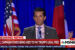 Trump paying legal bills with RNC donor money