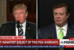 Manafort indictment may have already happened