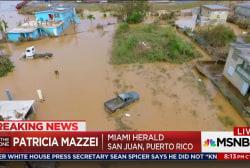 Post-Maria flooding strains Puerto Rico