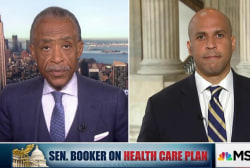 One on one with Sen. Cory Booker