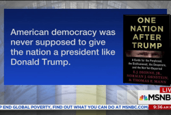 E.J. Dionne on his new book: One Nation...
