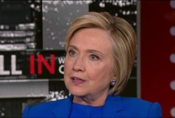 Clinton: Trump has 'no idea' what's in...