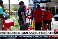 Americans in Puerto Rico beg for federal help