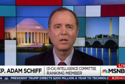 Schiff: More work yet on Russia, social media