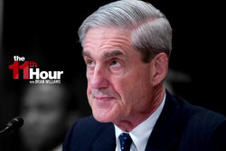 Mueller gets ready to interview Trump...