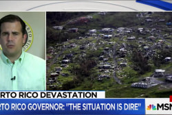 Puerto Rico Governor: Response Still 'Not...