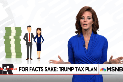 For Facts Sake: Trump's Tax Plan