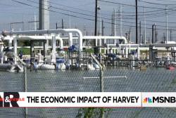 The Economic Impact of Hurricane Harvey