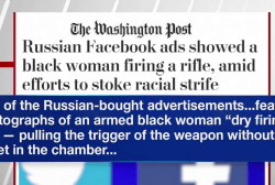 WaPo: Russian Facebook ads aimed to stoke...