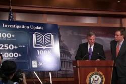 Senate Intel Committee: We have more...