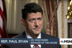 One on one with Speaker Paul Ryan