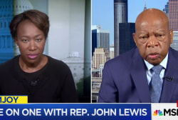 John Lewis: Time for Congress 'to be brave...