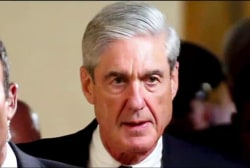 Report: Trump legal team wants Mueller to...