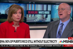 Trump's misleading Puerto Rico video