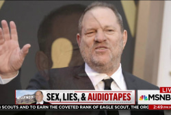 More to come in the Harvey Weinstein scandal?