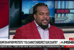 Willie Colon: We must continue to kneel