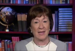 Collins: Every single word the president...