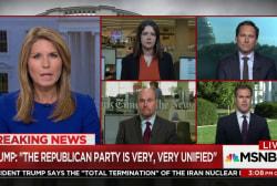Did Trump's latest PR blitz pay off?