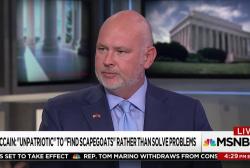 Steve Schmidt: John McCain lit a torch for...