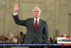 Sessions to return to Senate for testimony