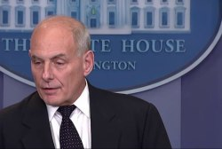 Gen. John Kelly now part of White House...
