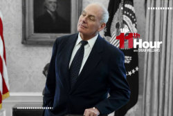 John Kelly's attack on Democrat Rep....
