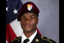 Sgt. La David Johnson served to give back...